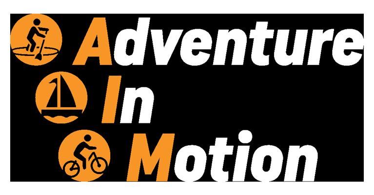 Adventure In Motion logo
